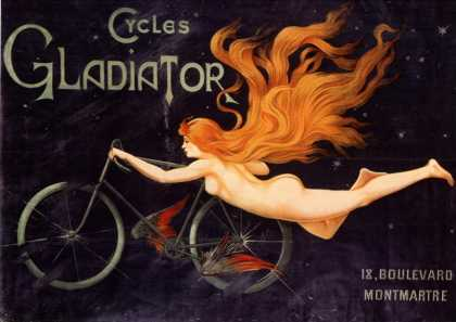 Gladiator Bicycles, France (1905)