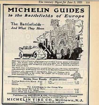 Michelin Tire (1920)