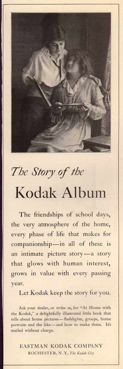 Kodak – The Story of the Kodak Album (1914)