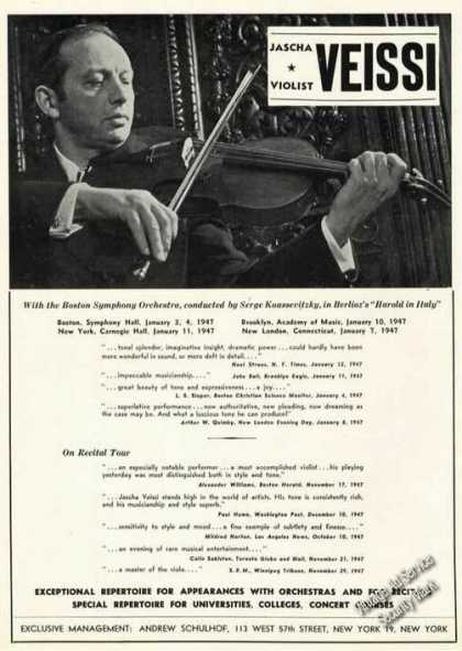Kroll Quartet Photo Rare (1959)