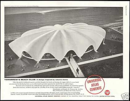 Universal Atlas Cement Future Shell Building (1956)