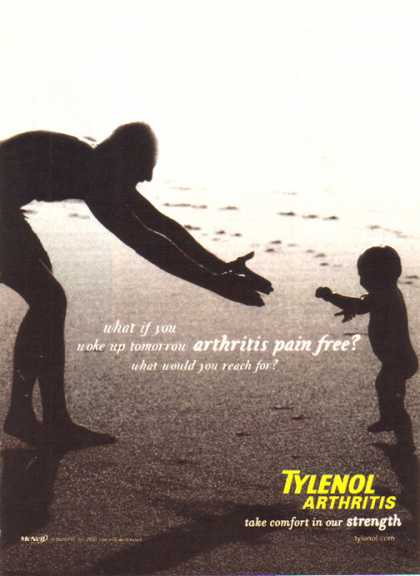 Tyenol NcNeil Inc. – Kids in Advertising – Arthritis (2000)