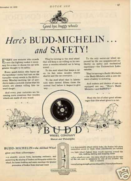 Budd-michelin Wheel (1925)
