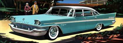 Chrysler New Yorker Sedan (1957)