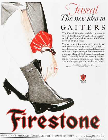 Firestone Gaiters