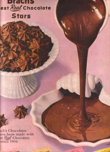 Brach's Real Chocolate Stars (1958)