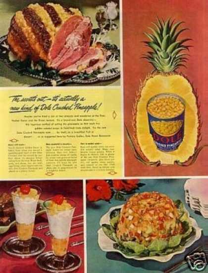 Dole Pineapple (1947)