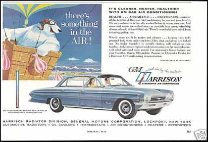 GM Harrison Air Oldsmobile Ninety Eight Car (1961)