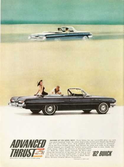 Buick Wildcat 445 Convertible (1962)