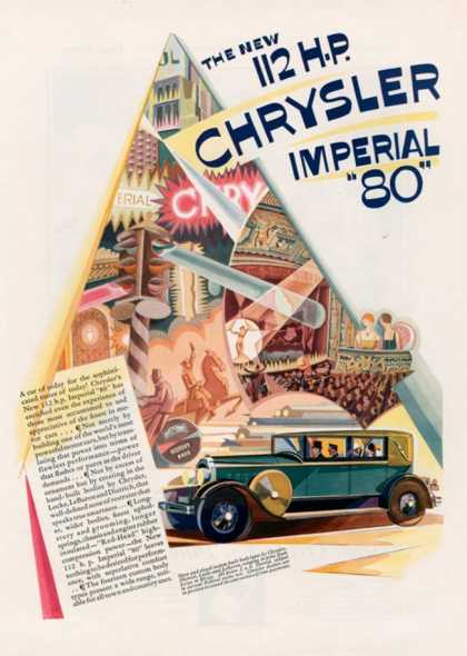 Chrysler Imperial, USA (1928)