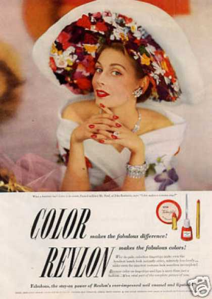 Revlon Make-up (1949)