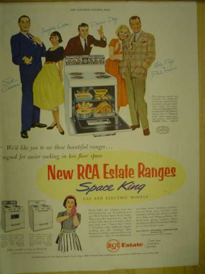 Vintage Household Ads Of The 1950s Page 61