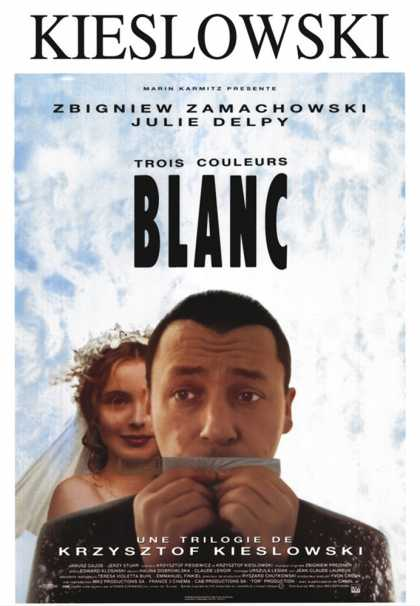 Trois Couleurs Blanc – Three Colors White (1994)