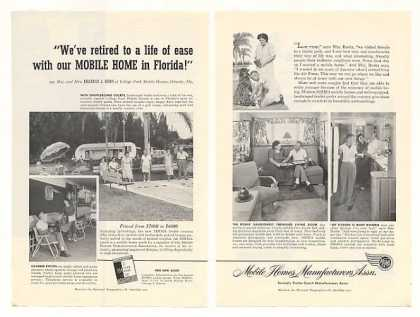 College Park Mobile Homes Orlando FL MHMA (1953)