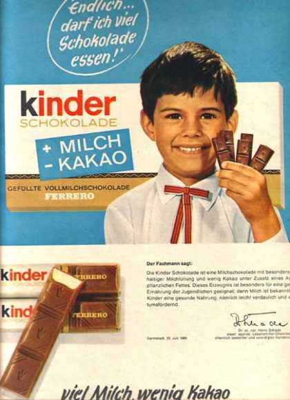 Kinder's German (1967)