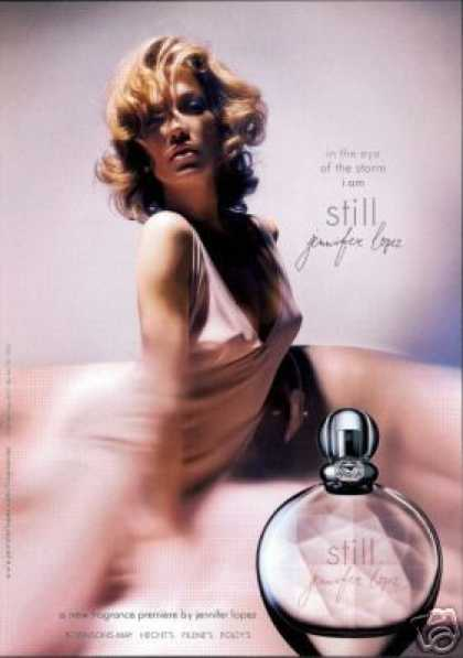 Jennifer Lopez Photo Still Perfume (2004)