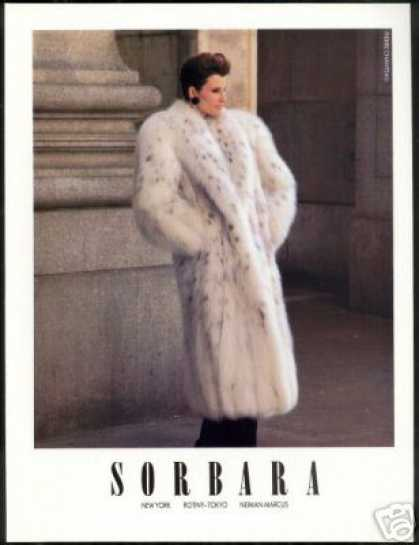 Pretty Woman Photo Sorbara Fur Coat (1987)
