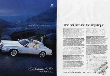 "Eldorado By Cadillac ""Behind the Mystique"" Nice (1980)"