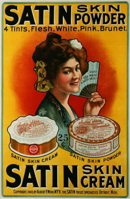 Satin Skin Powder (1900)