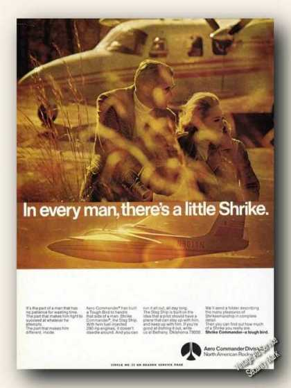 In Every Man There's a Little Shrike Rockwell (1969)