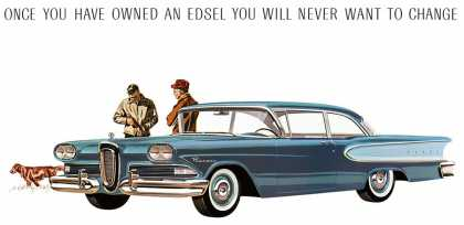 Edsel Ranger two-door sedan (1958)