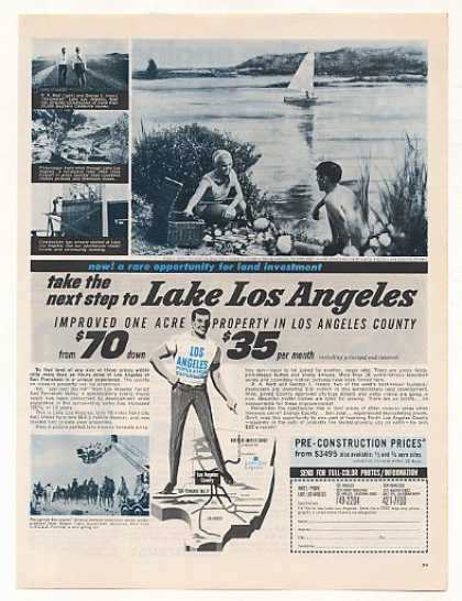 Lake Los Angeles Property Sites (1967)