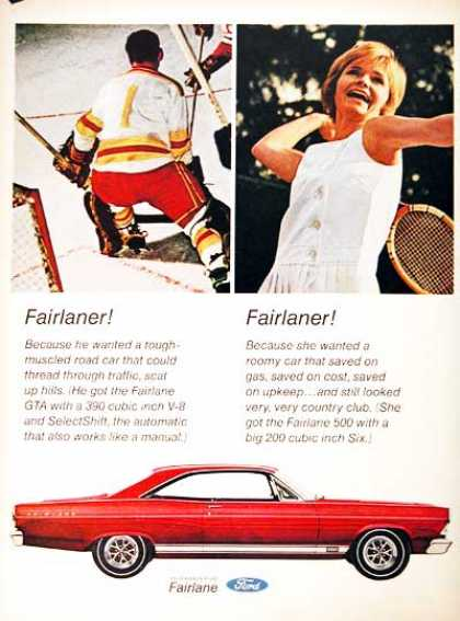 Ford Fairlane GTA Coupe (1967)
