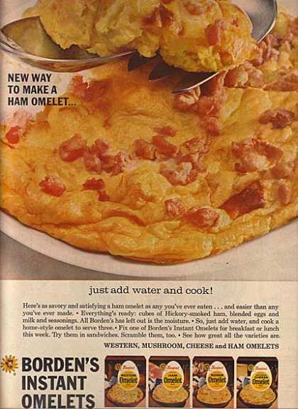 Borden&#8217;s Instant Omlets (1964)