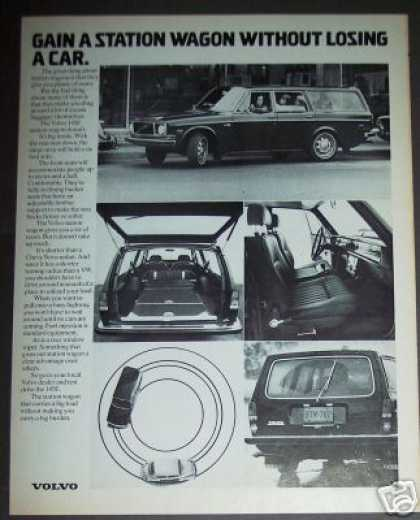 Volvo 145e Wagon Car Photo (1972)