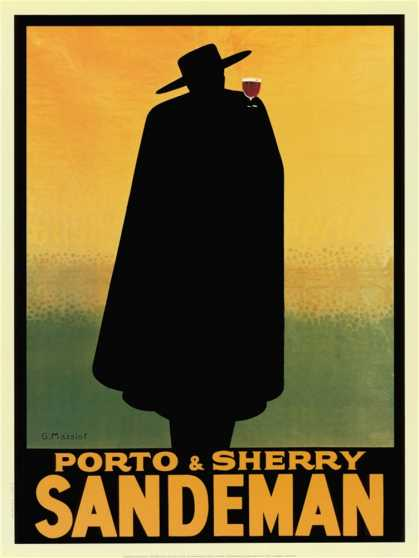 Sandeman Porto and Sherry