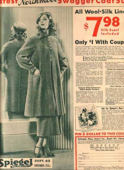 Northmoor's Swagger Coat Suit (1936)
