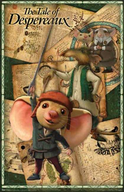 Tales of Despereaux (2008)