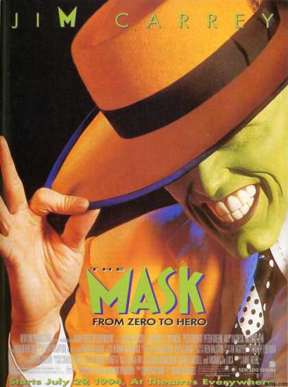 New Line Cinema's The Mask (1994)