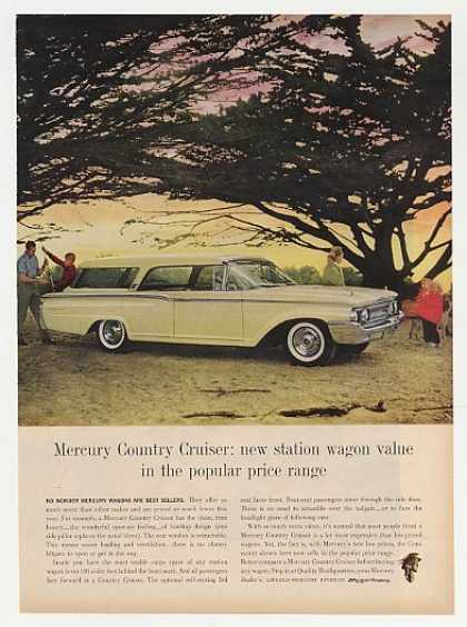Mercury Country Cruiser Station Wagon (1960)