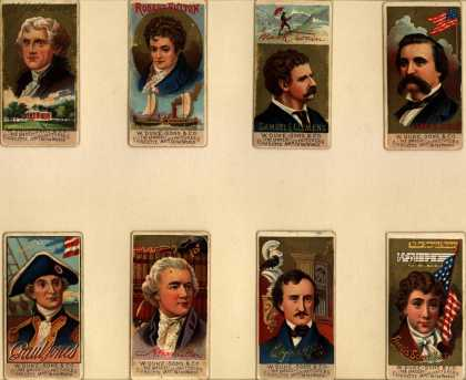W. Duke Sons & Co. – Great Americans – Image 5