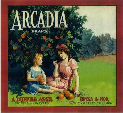Arcadia Orange Label – Pico Rivera, CA