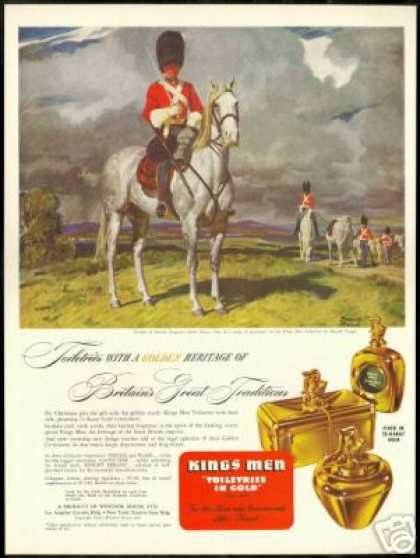 UK England Second Dragoons Kings Men Cologne (1946)