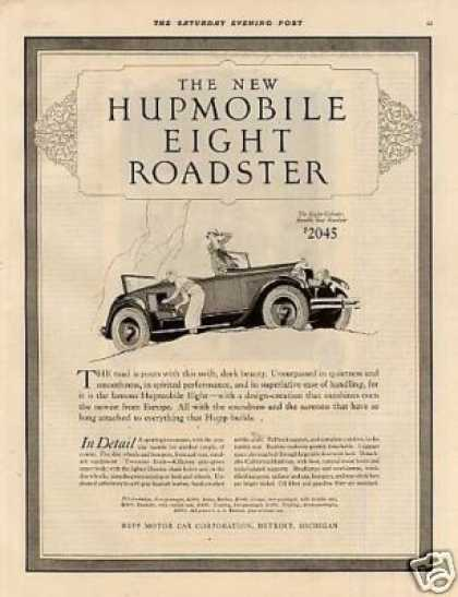 Hupmobile Eight Roadster (1926)