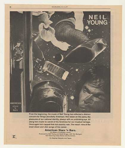 Neil Young American Stars 'n Bars (1977)