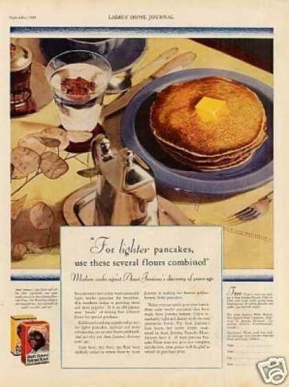 Aunt Jemima Pancakes (1929)