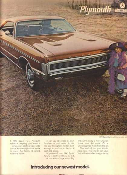 Chrysler's Plymouth (1969)