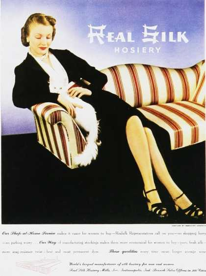 Real Silk Hosiery