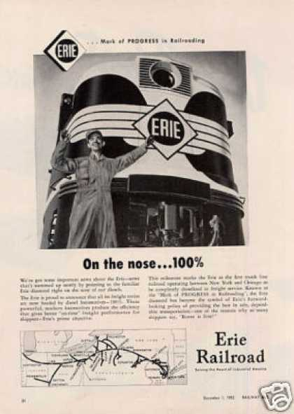 Erie Railroad (1952)