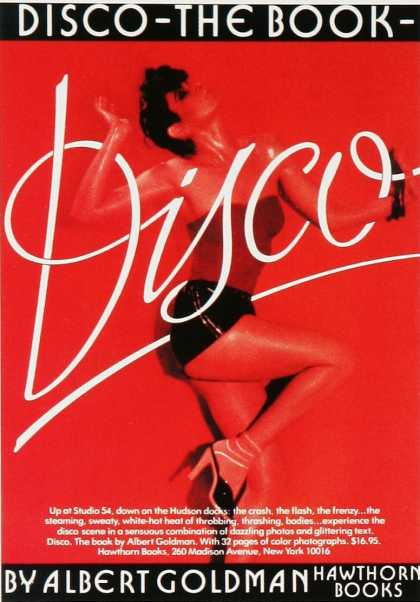 Disco the Book