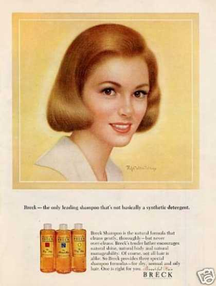 Breck Shampoo (1964)