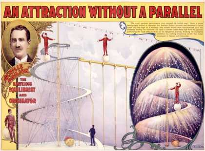 An Attraction Without a Parallel