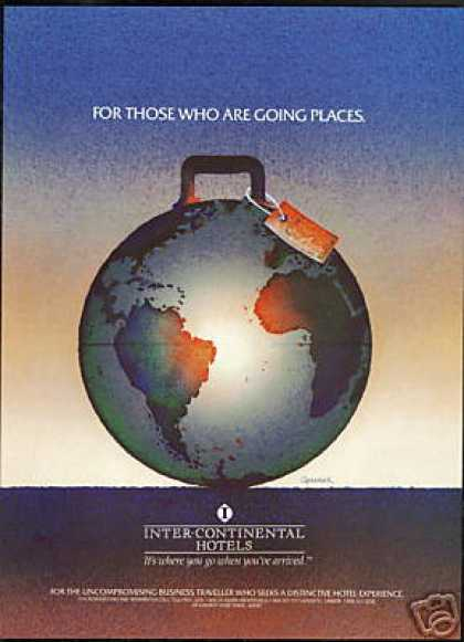 Inter Continental Hotels Granger Planet Earth (1989)