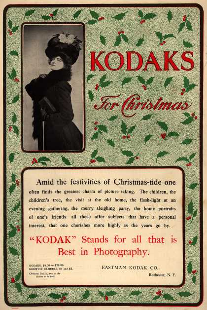 Kodak – Kodaks For Christmas