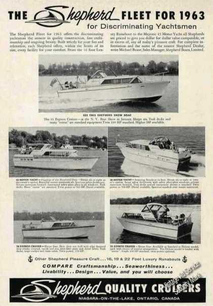 Shepherd Cruisers Niagara-on-the- (1963)