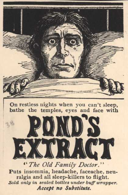 Pond's Extract Co.'s Pond's Extract – Pond's Extract (1905)
